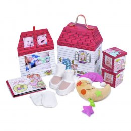 Gifthing ชุดกิ๊ฟเซตบันทึกความทรงจำ Toy House Small Hamper