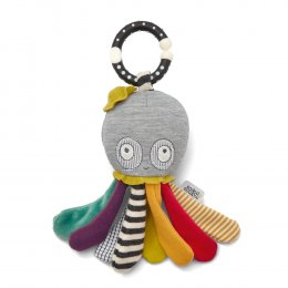 ของเล่นแขวน Socks Octopus - Linkie Toy Mamas & Papas