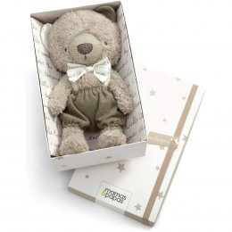 ตุ๊กตาหมี Boris Bear Soft Toy -  Millie and Boris by Mamas & Papas