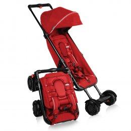 รถเข็นเด็ก สี Red แบรนด์ Omino