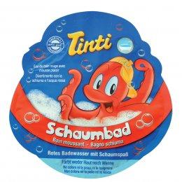 สบู่น้ำบับเบิ้ลสีแดง -  Tinti