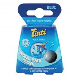 บาทบอมสีฟ้า - Tinti