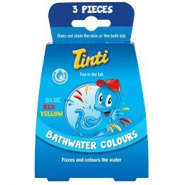เม็ดสีอาบน้ำ ชุด 3 เม็ด  Bath Water Color - Tinti