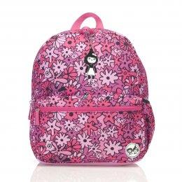 Zip & Zoe กระเป๋าเป้สำหรับเด็ก ลาย Floral Pink