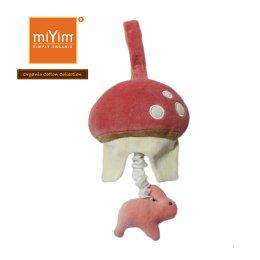 มิยิม ตุ๊กตาออร์แกนิค - ของเล่นเด็กเมีเสียเพลง miYim