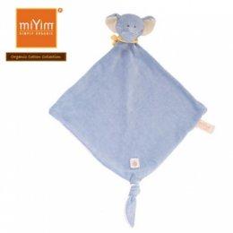 ผ้าเช็ดหน้า มิยิม ตุ๊กตาออร์แกนิค miYim