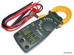 Digital Clamp Meter DT3266L