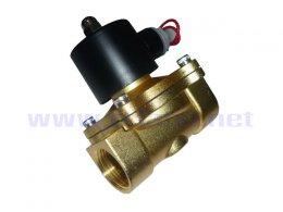 Solenoid valve 1 Inch 12VDC