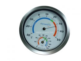 เครื่องวัดอุณหภูมิความชื้น แบบเข็ม TH-2F