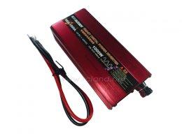INVERTER 12VDC to 220VAC 1000w SUOER (SQA-1000A) SMART DIGITAL