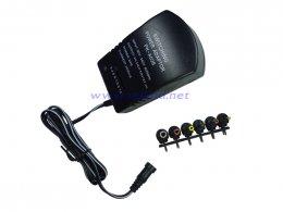 Power Adaptor PK-A026 Input220VAC Output DC3.0, 4.5, 6.0, 7.5, 9.0, 12.0V