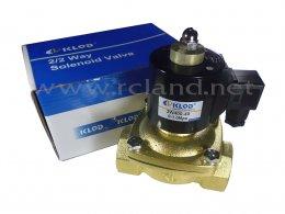 Solenoid Valve 1 1/2 Inch Coil 220VAC (NC)