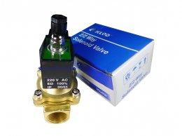 Solenoid valve 3/4 Inch 220VAC