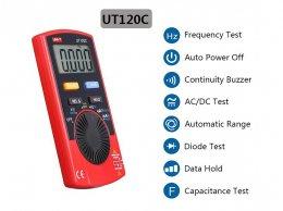 Multi meter UNI-T UT120C