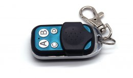 Wireless 4 buttons push cover remote controller รีโมท 4ปุ่มกด