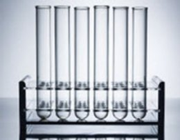 Glass Test Tube,