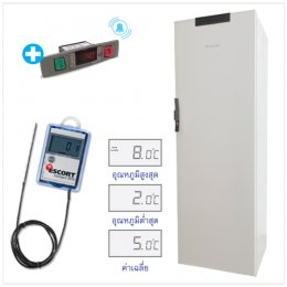 Up-Right Freezer -25°C with Intelligent Mini Logger With 1 External Probe
