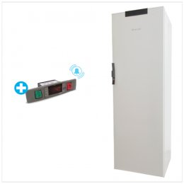 Up-Right Freezer -25°C with Alarm & Intelligent