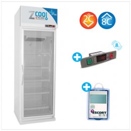 Z-Cool PLUS 2-8 ํC, 1D Microprocessor Refrigerator,480 Liters