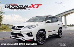 ชุดแต่งรอบคัน Toyota Fortuner All New 2015 ทรงVazooma-XT