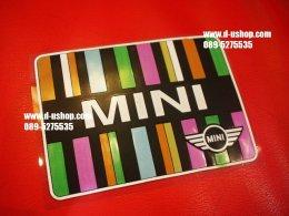 แผ่นรองกันลื่นลาย Paul Smith Limited สำหรับMini ทุกรุ่น