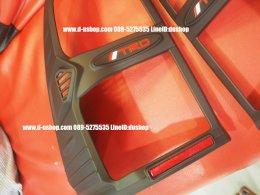 ครอบไฟท้ายดำด้าน TRD สำหรับ Toyota REVO 2015-16