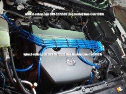 Ground Wire Greddy 10 mm 7 เส้น สำหรับ Mazda3