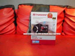 กล้องบันทึกรถยนต์ Transcend รุ่น DrivePro 200