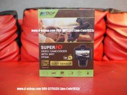 กล้องติดรถยนต์ Super HD รุ่น PF600 with WIFI สำหรับรถทุกรุ่น