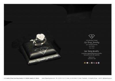 นอกจากเพชร H&A แล้ว ราคาของแหวนเพชรยังขึ้นอยู่กับอะไรอีกบ้าง