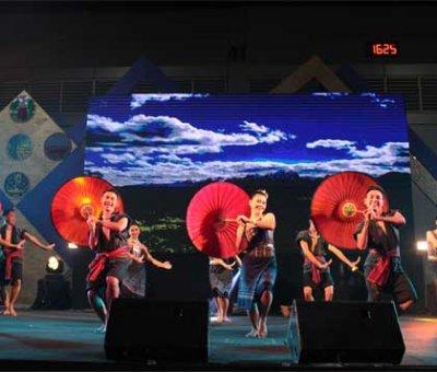มหกรรมของดีอีสานกลาง ศูนย์แสดงสินค้า อิมแพ็ค เมืองทองธานี