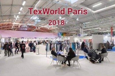 Best Buttons Thailand ณ งาน Texworld Paris 2018
