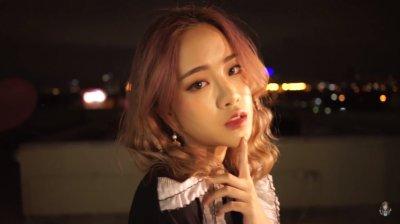 mintchyy   แต่งหน้าสไตล์เกาหลีสายดาร์ค☠ ( Korean Style Makeup )