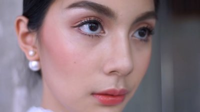 The graduation makeup แต่งหน้ารับปริญญา ฉบับ สวยไม่แก่    Fah Sarika