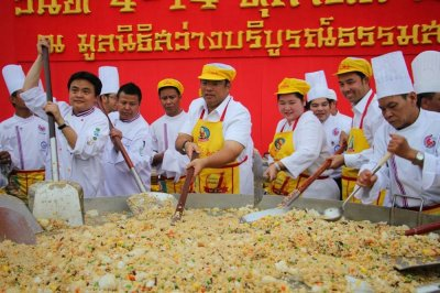 Pattaya vegetarian festival