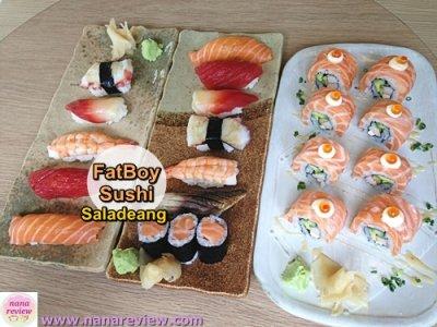 Fatboy Sushi Saladeang