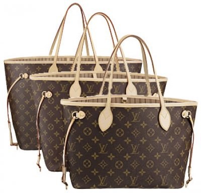 Catch Fake Louis Vuitton Neverful