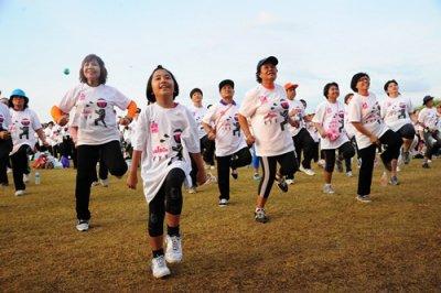 6 ท่าออกกำลังกายในผู้สูงอายุ