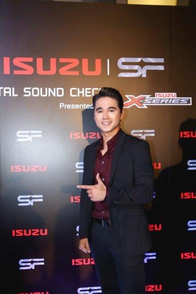 """อีซูซุ ผนึกกำลัง เอส เอฟ เปิดตัวภาพยนตร์โฆษณา Digital Soundcheck ชุด """"The Start"""""""