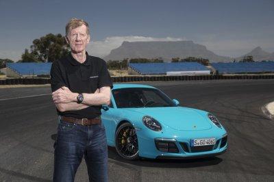 Walter Rohrl แชมป์โลกแรลลี่ระดับตำนาน ผู้ร่วมงานกับ Porsche มานานกว่า 25 ปี