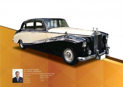 เรื่องราวของรถยนต์ Rolls-Royce