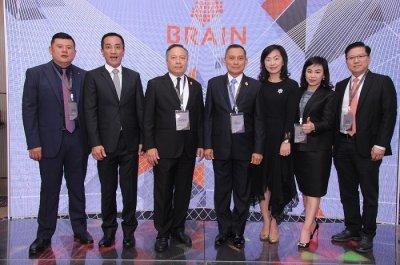 เปิดตัวหลักสูตร BRAIN การปฏิรูปธุรกิจและสร้างเครือข่ายนวัตกรรม รุ่นที่ 2  โดยสภาอุตสาหกรรมแห่งประเทศไทย   เพื่อการขับเคลื่อนเศรษฐกิจ ประเทศไทย 4.0 อย่างยั่งยืน
