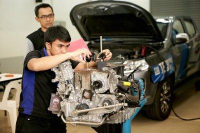 เชฟโรเลต ประเทศไทย จัดการแข่งขันวัดทักษะพนักงานทั่วประเทศ