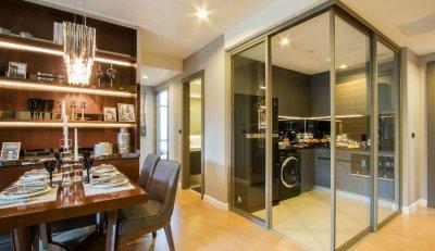 จัดสรรพื้นที่ใช้สอยในบ้านให้สวยหรู ดูเป็นสัดส่วน ด้วย Aluflex
