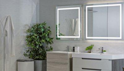 LED Mirror กระจกอัจฉริยะ มิติใหม่ของกระจกส่องหน้า