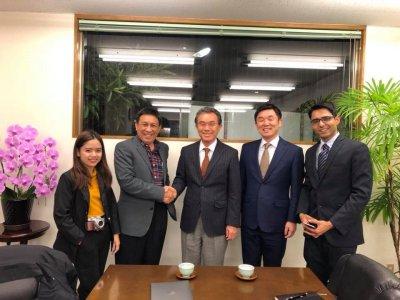จี-พาร์ค & การถ่ายทอดเทคโนโลยี G-Park & Technology Transfer
