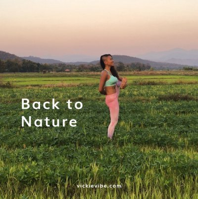 Yoga Brings You Back to Nature