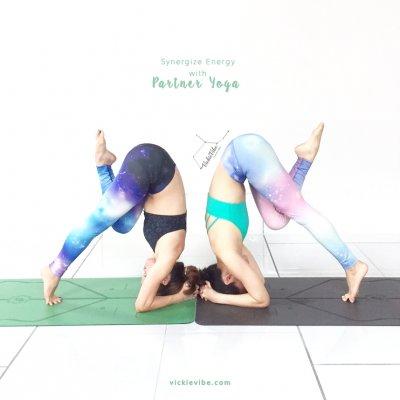 Synergize Energy with Partner Yoga